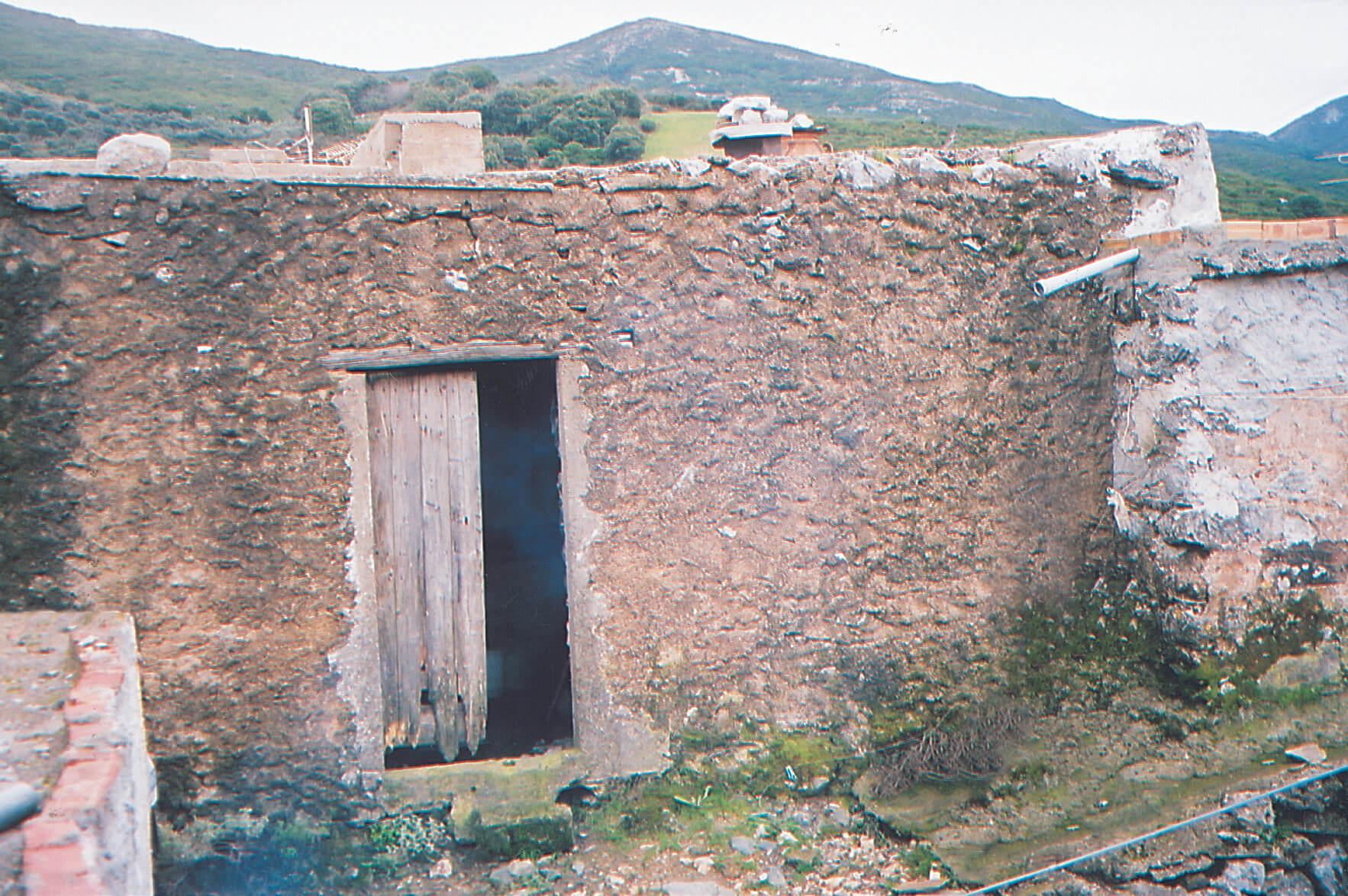 Τό πατρικό σπίτι τοῦ π. Νικηφόρου στό Σηρικάρι.